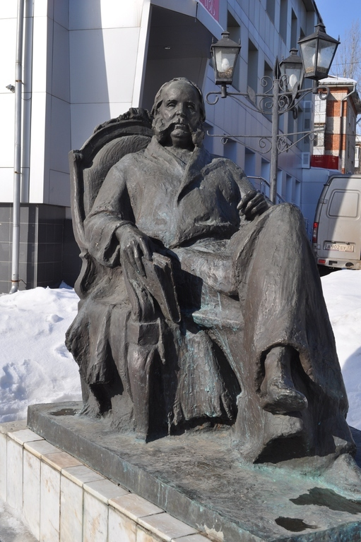 Памятник Ивану Александровичу Гончарову